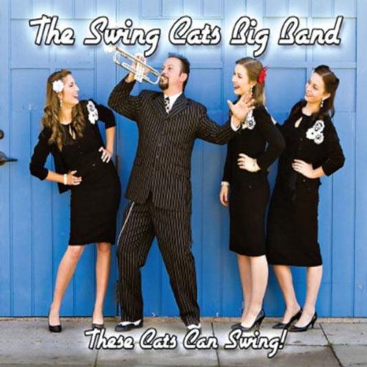 Swing Cats Big Band - These Cats Can Swing!